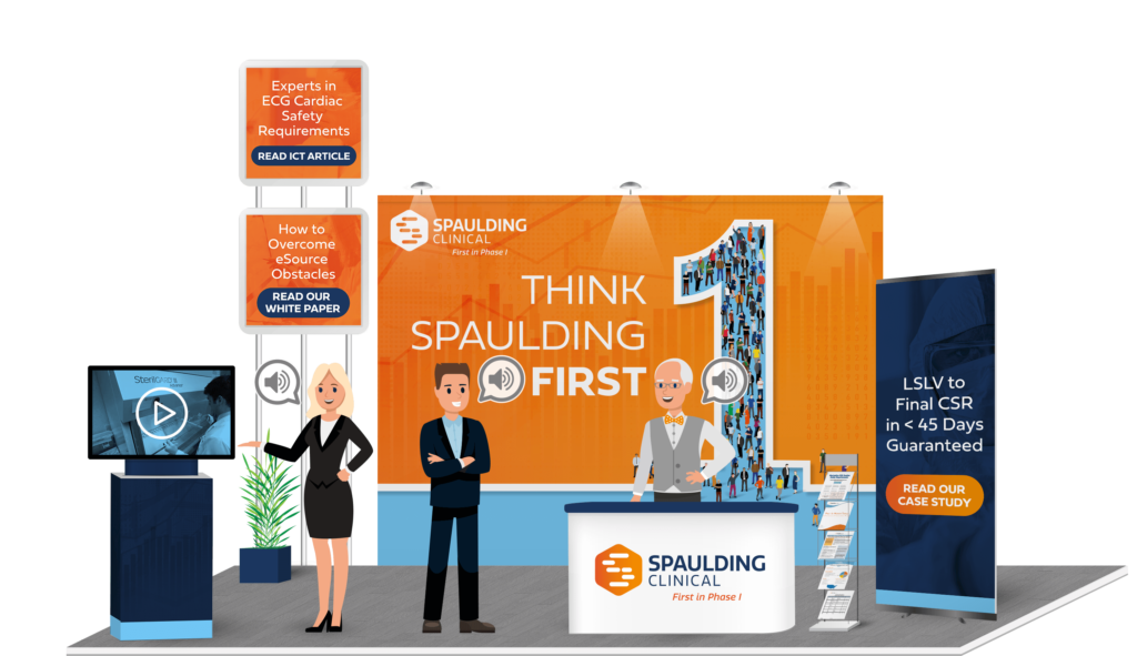 spaulding clinical virtual booth